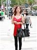 街拍上海美女黑色紧身裤2.jpg
