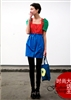 四月街拍高腰短裙最时髦6.jpg