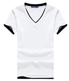V領T恤衫