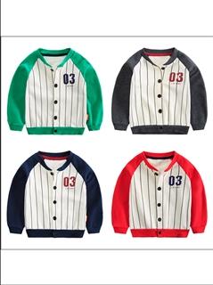兒童棒球服