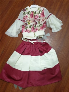 童裝套裝 連衣裙女裝