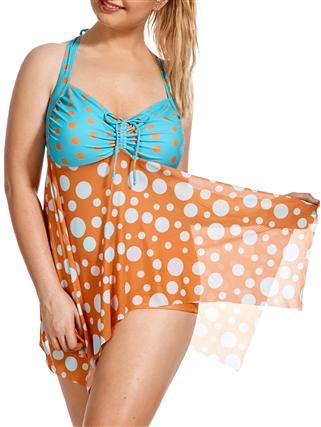大码女式泳衣