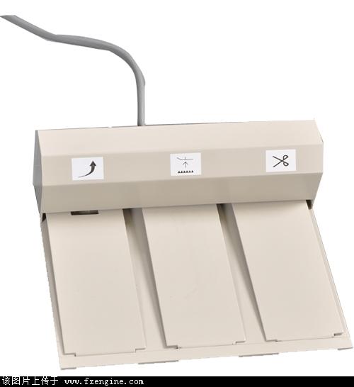 半自动模板缝纫机