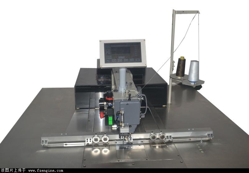 多功能模板自动缝纫机