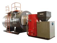WNS系列生物质燃料专用锅炉