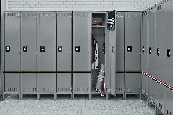 Thom Browne为奢侈百货Nordstrom设计全新胶囊系列1.jpg