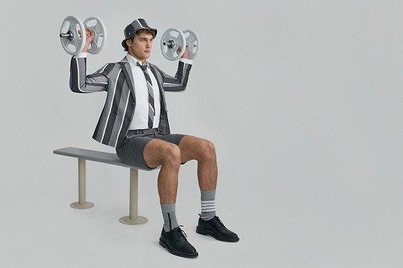 Thom Browne为奢侈百货Nordstrom设计全新胶囊系列6.jpg