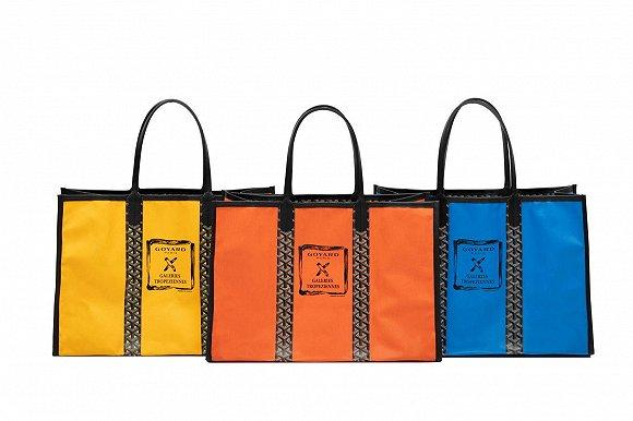 GOYARD即将发售全新的ROSELINE托特包系列